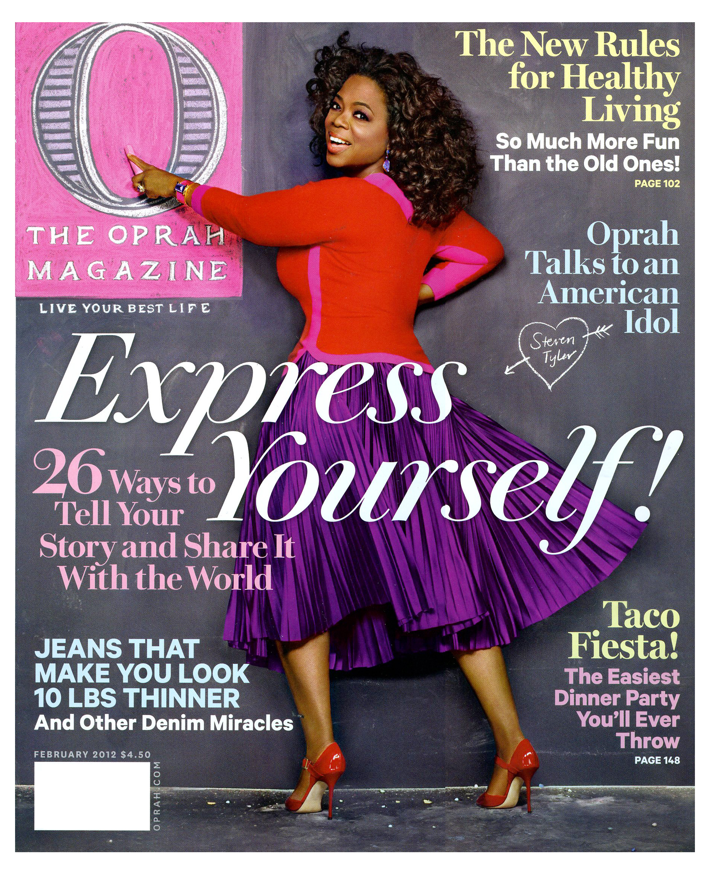 Oprah Winfrey's 'O Magazine' Turns 15: Here Are The 7 Most ...